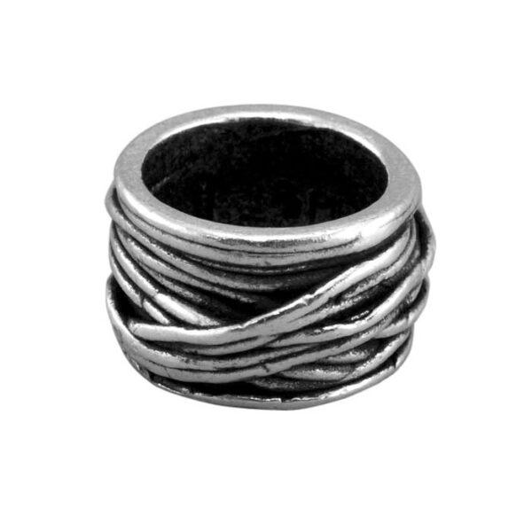 Pietro Ferrante anello fili intrecciati