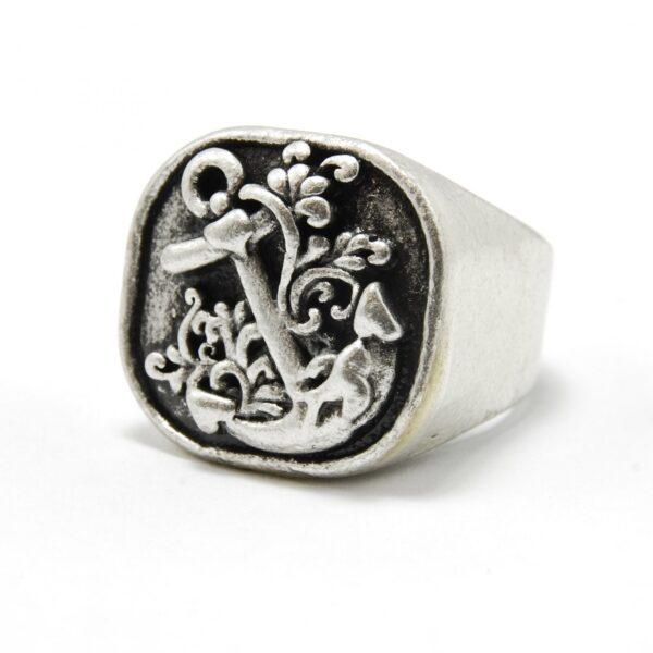 Pietro ferrante anello Ancora